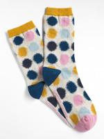 Ikat Spot Sock