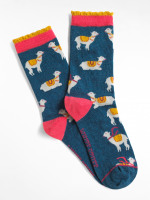Llama Single Sock