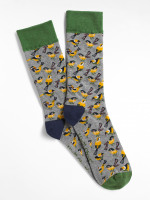 Woodland Birds Sock