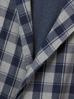 Windsor Check Robe