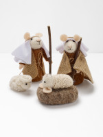 Christmouse Nativity Set