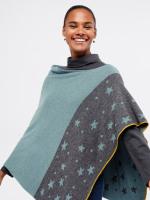 Star Reversible Poncho