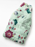 Tis the Season Reversible Hot Water Bottle
