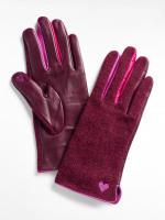 Lucy Leather Colourblock Glove
