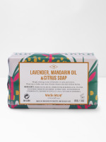 Lavender and Mandarin Soap