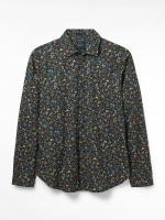 Eastern Floral Print Shirt