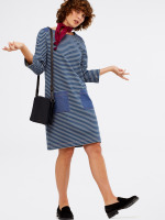 Albie Stripe Jersey Dress