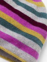 Cashmere Stripe Hat
