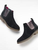 Layla Brogue Chelsea Boots