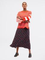 Bouquet Bias Skirt