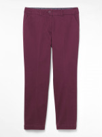 Sussex Cotton 7/8 Trouser