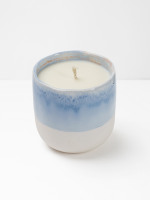 Dipped Glazed Candle