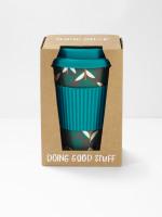 Daisy Floral Eco Coffee Mug