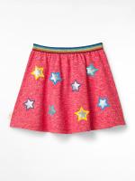 Stars Galore Jersey Skirt