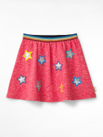 Stars Galore Jersey Skirt