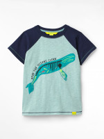 Sea Creatures Jersey Tee