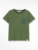 Albie Striped Jersey Tee