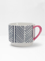 Chevron Stacking Mug