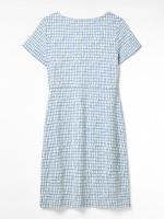 Paddle Jersey Dress