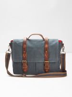 Scout Organic Cotton Messenger