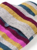 Mini Cashmere Stripe Hot Water Bottle
