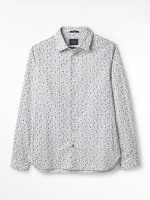 Landsdown Barber Print Shirt