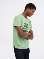Fish Graphic Organic Cotton Tee