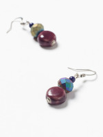 Dewberry Drop Earrings