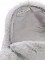 Faux Fur Make Up Bag