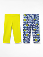 Cropped Little Legs 2 Pack