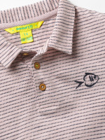 Peter Polo Organic Striped Tee
