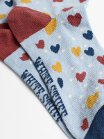 Hearts Organic Cotton 2 Pack