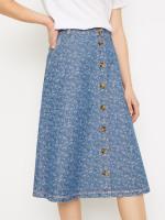 Anya Denim Skirt