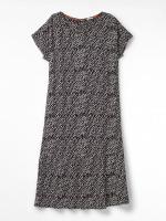 Luella Crinkle Dress
