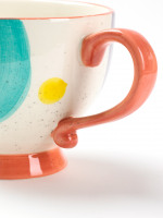 Rainbow Decorative Mug