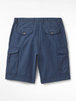 Tilbury Linen Mix Cargo Shorts