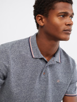Finton Jaspe Fairtrade Polo