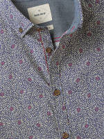 Shibori Print Shirt