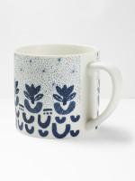 Mono Flower Mug