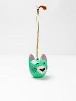 Paper Mache Bunny Hanging Dec
