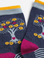 Mini Me Tree of Life Socks