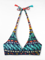 Tropical Reversible Bikini Top