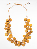 Chloe Layered Cord Necklace