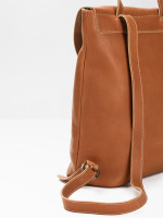 Harlow Eco Leather Backpack