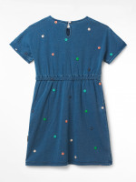 Mini Sadie Embroidered Dress