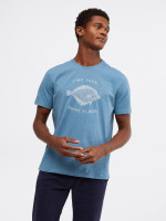 Plaice Graphic Organic Tee