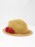 Crochet Fedora Hat