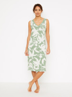 Botanical Jersey Nightie