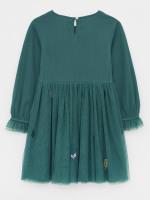 Flora Embellished Tulle Dress