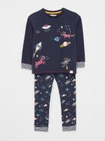 Find Me in Space Jersey PJ Set